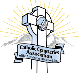 Catholic Cemeteries Association of the Archdiocese of Hartford Logo
